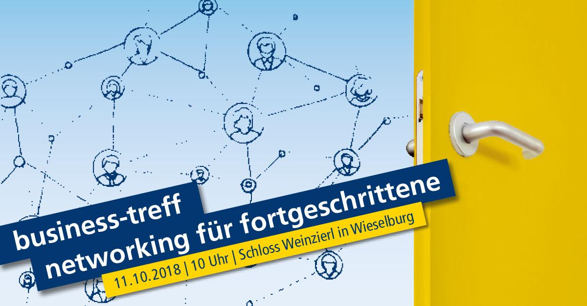 Business Treff - Networking für Fortgeschrittene